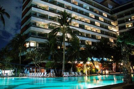 Inna Grand Bali Beach Hotel Di Sanur Ajiwa Tour And Travel